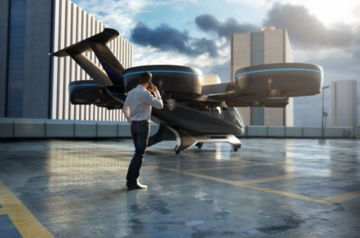 Uber Air Taxis