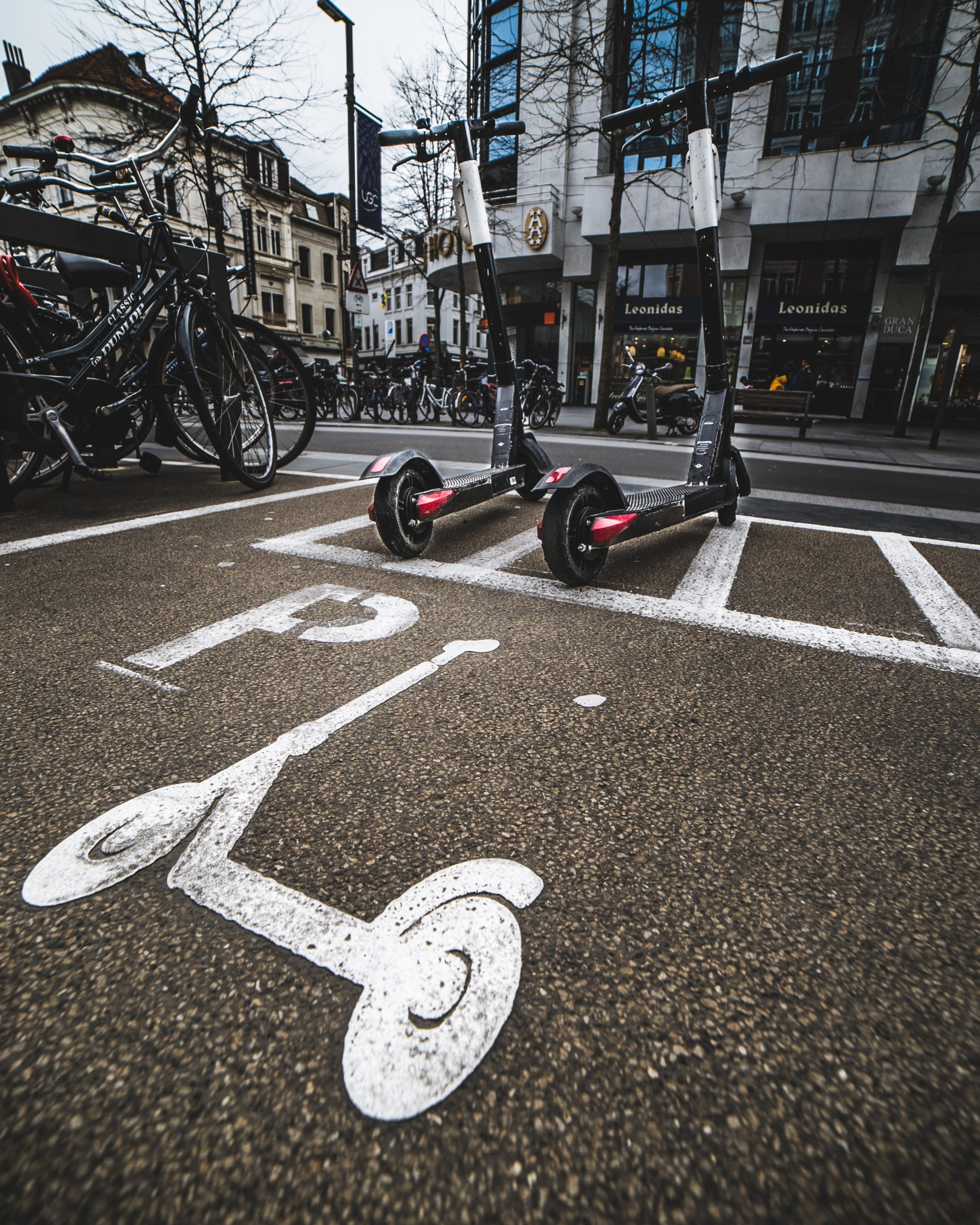 Why Electric Scooters best for You