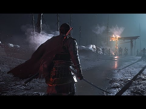 "The Action-Adventure Game ""Ghost of Tsushima"" That you must play"