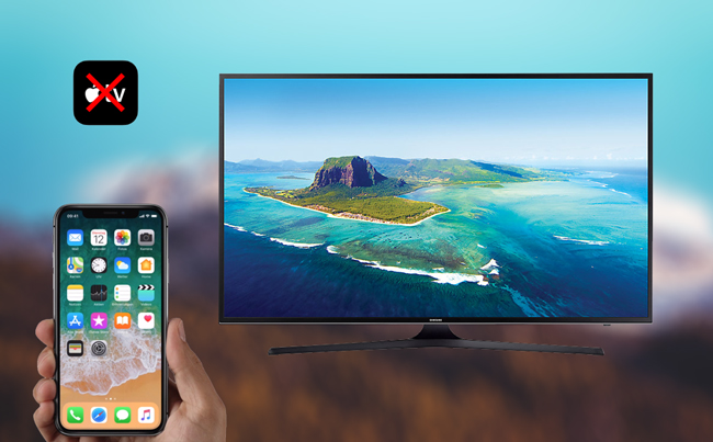 A Simple Guide to Mirror your iPhone Screen  to Your TV