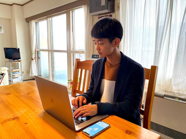Japanese teen Syu Kato designs app to fight coronavirus pandemic