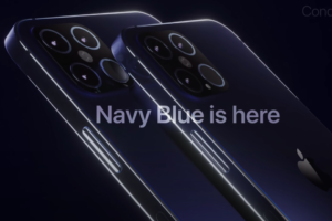 iPhone 12: With New Exciting Features and Navy Blue Color